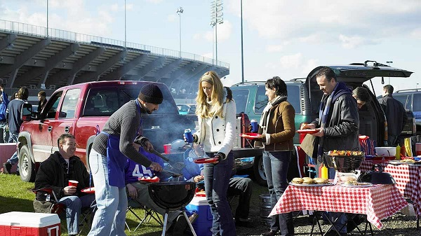 Tailgate Tour Sweepstakes