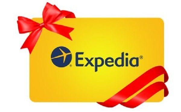 $250 Expedia.com Gift Card Sweepstakes