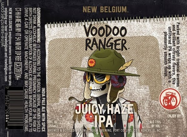 New Belgium Voodoo Gaming Package Sweepstakes