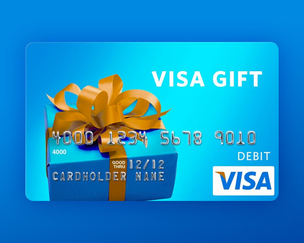 $400 VISA Gift Cards Sweepstakes