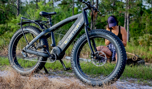 QuietKat Rover 750 Electric Mountain Bike Sweepstakes