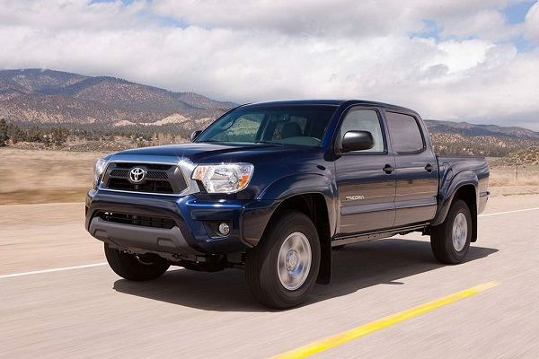 Toyota Truck or SUV Sweepstakes