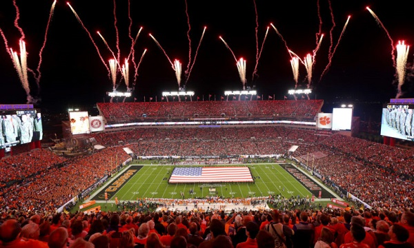 Trip for 2 to the College Football Playoff National Championship Sweepstakes