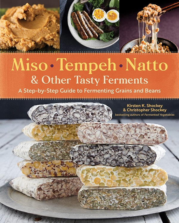 Copy of Miso, Tempeh, Natto & Other Tasty Ferments Sweepstakes
