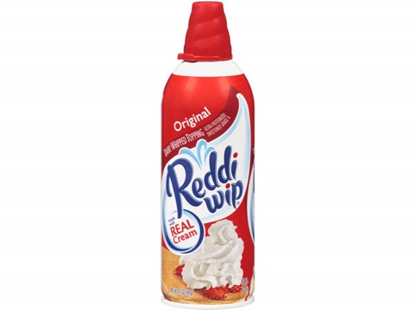 Free Reddi-Wip Whipped Cream