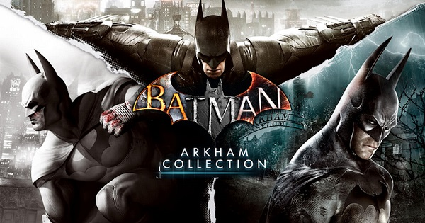 Free Batman: Arkham Collection PC Game Download