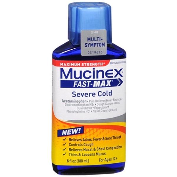 Free Mucinex NightShift