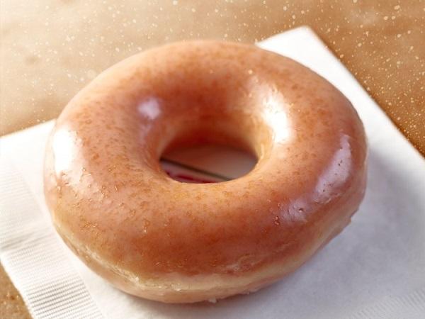 Free Pumpkin Spice Doughnut at Krispy Kreme