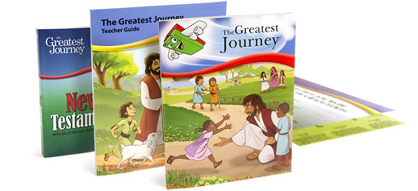 Free Samaritan's Purse Books & DVDs