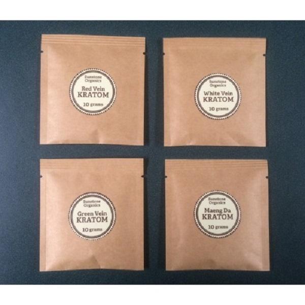 Free Sample of Sunstone Organics Kratom