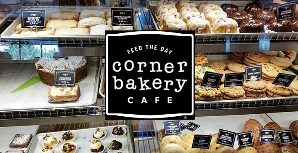Free Sweet at Corner Bakery Café