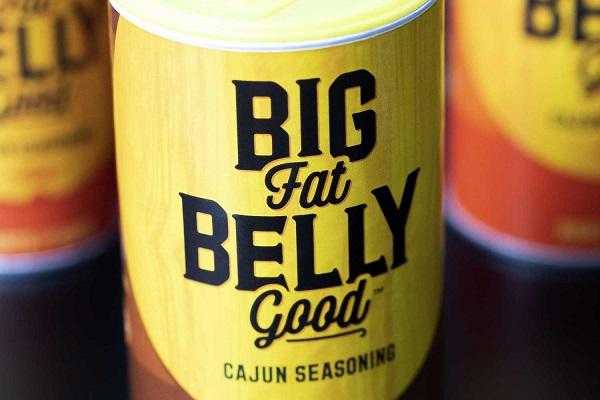 Free Sample of Big Fat Belly Good Seasoning