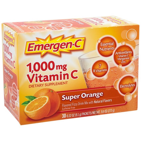 Free Samples of Emergen-C