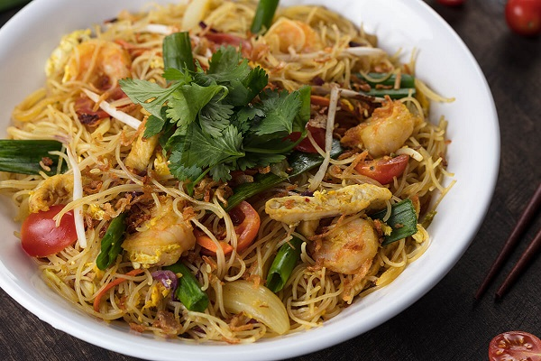 Free Hokkien Street Noodles at PF Chang's