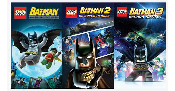 Free LEGO Batman Trilogy PC Game Download