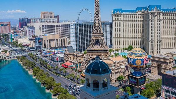 Trip to Vegas Sweepstakes