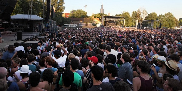 Trip for 2 to the Pitchfork Music Festival Sweepstakes