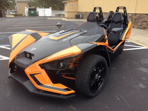 Polaris Slingshot 2019 Sweepstakes