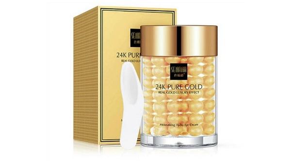 Free Sample of 24K Pure Gold Moisturizing Hydra Eye Cream