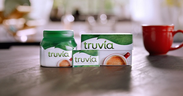 Free Sample of Truvia Natural Sweetener