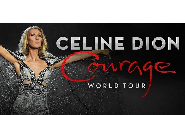 Trip for 2 to a Concert Featuring Celine Dion Sweepstakes