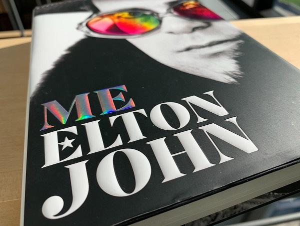 Elton John Book Sweepstakes