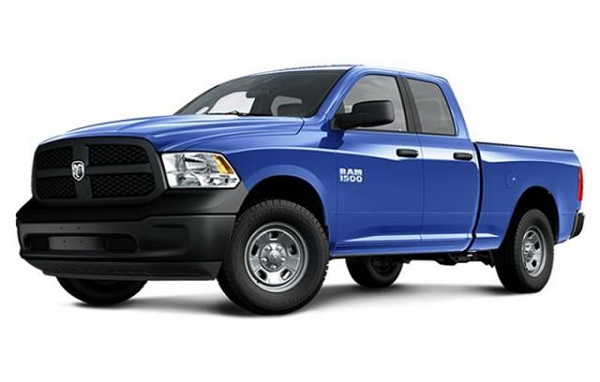 $70,000 RAM Vehicle Credit Sweepstakes
