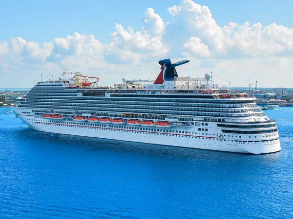 7 Day Cruise Sweepstakes