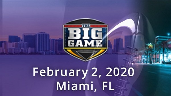Trip for 2 to The Big Game Sweepstakes