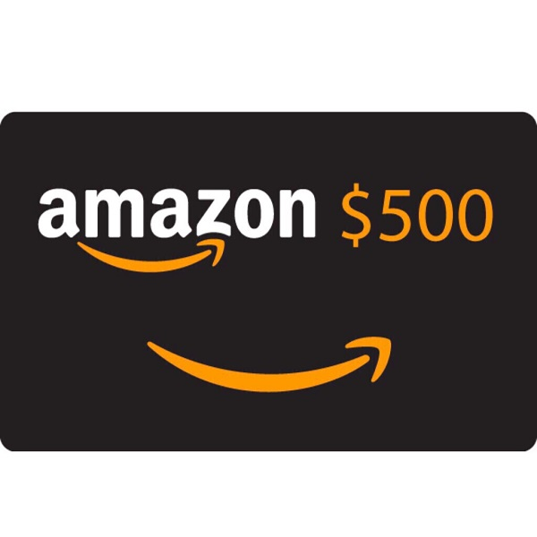$500 Amazon Gift Card Sweepstakes