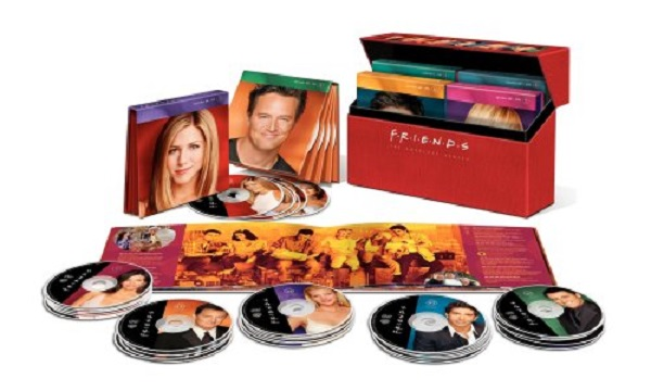 Friends DVD Set Sweepstakes