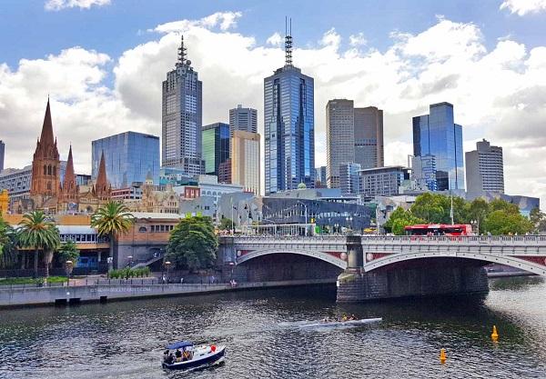 Trip for 2 to Melbourne, Australia Sweepstakes
