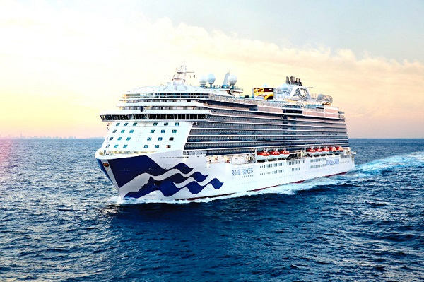 Princess Cruises Sweepstakes