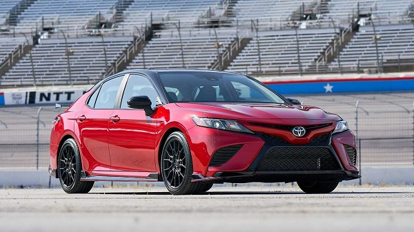 2020 Toyota Camry TRD Sweepstakes