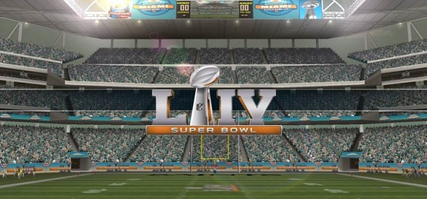 Trip for 2 to Super Bowl LIV Sweepstakes