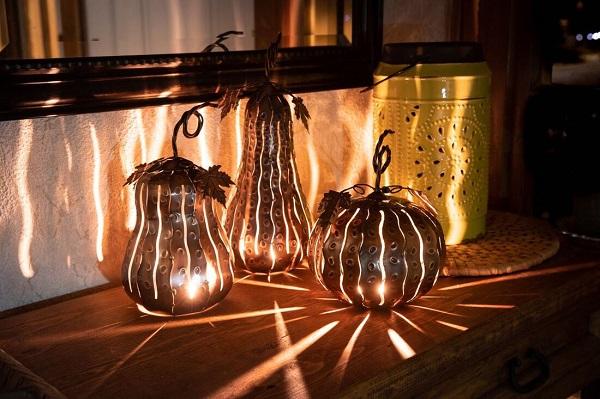 3 Luminaries from Desert Steel Sweepstakes