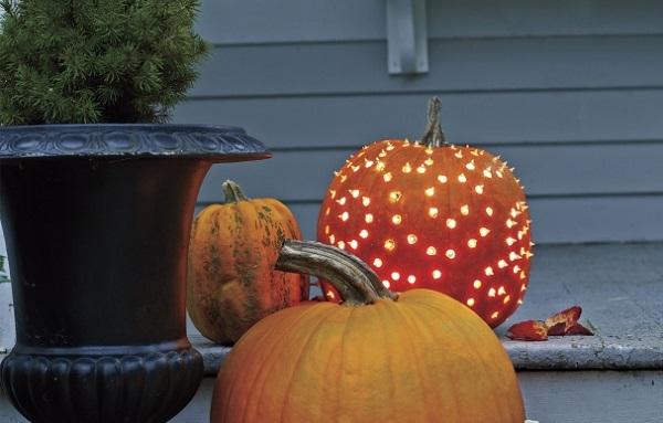 Pumpkin Luminaries Sweepstakes