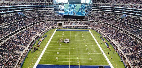 Trip for 2 to a Dallas Cowboys Home Game Sweepstakes