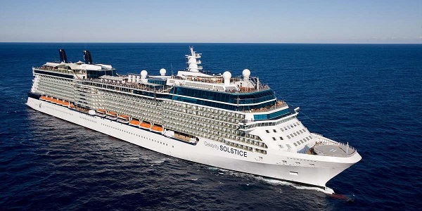 15-Day Ocean Cruise Sweepstakes