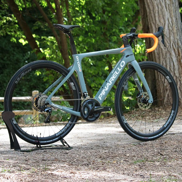 Pinarello Dyodo Gravel Bike Sweepstakes