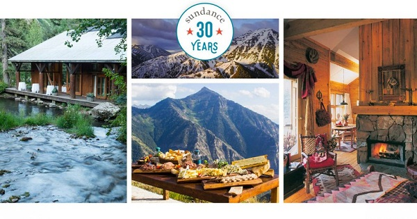 Sundance Fall 30th Anniversary Trip Sweepstakes