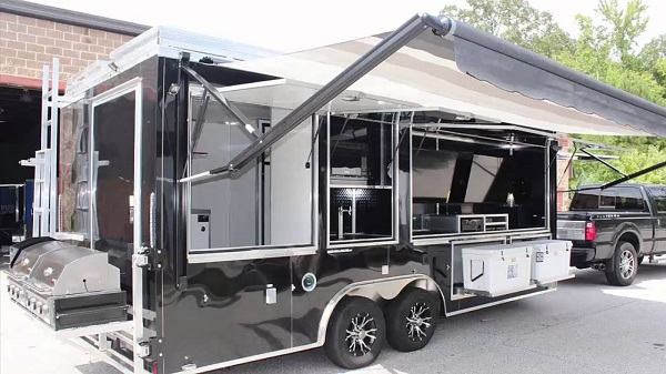 Tailgate Trailer Sweepstakes