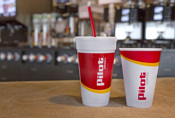 Free Coffee or Fountain Drink at Pilot Flying J