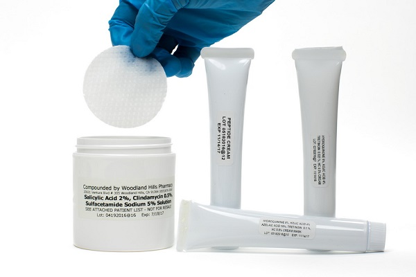 Free Sample of Compound Medical Cream