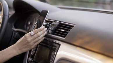 Free Magnetic Phone Holder for Your Car