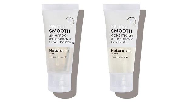 Free Samples of NatureLab Tokyo Smooth Shampoo & Conditioner