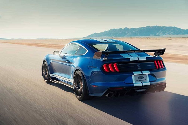 Ford Mustang Sweepstakes