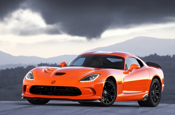 2014 Dodge Viper Sweepstakes