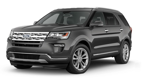 Ford Vehicle For 2 Years Sweepstakes