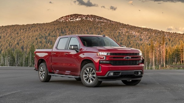2020 Silverado Truck Sweepstakes